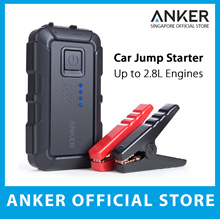 NEW Version Anker Car Jump Starter Mini 9000mAh 2.8L Engines Powerbank Charger Authentic 100%