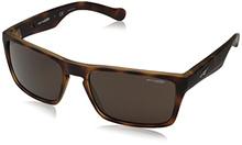 【Direct from USA】 Arnette Specialist AN4204-03 Rectangular Sunglasses-Specialist