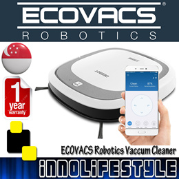 ★Free Shipping★ EcoVacs DeeBot Slim 2 Smart Robotic Vacuum Cleaner w/ Dry Mopping ★1 Year Warranty★