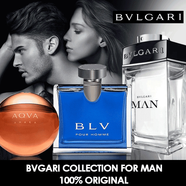 Bvlgari Collection for Man
