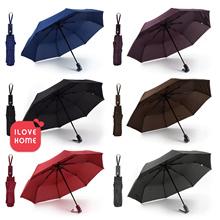 ILOVEHOME Automatic Foldable Umbrella Compact Size