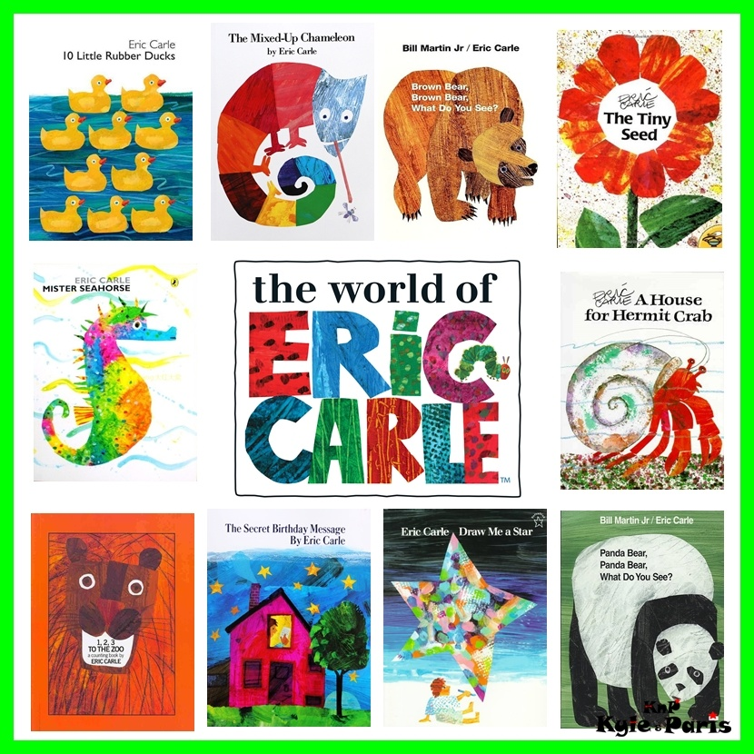Qoo10 eric carle leo lionni julia donaldson all time bestselling fit to viewer fandeluxe Image collections