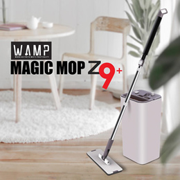 Eluxgo Z9+ Magic Mop S6 Spray Mop Compact Flat Head