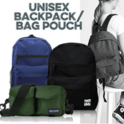 Unisex Bag_Men and women fashion_backpack