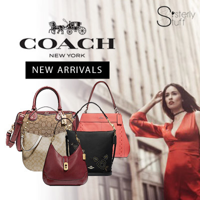 0536e0c8e88 DIRECT SHIPMENT FROM USA-COACH-100% AUTHENTIC NEW STYLES ADDED