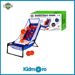 UNITED SPORTS Basketball Table Game Electronics Scoring and Lights Basketball Top Game Series
