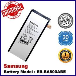 Original Samsung Galaxy A8 ( 2015 ) A8000 A800F A800S A800YZ Battery Model EB-BA800ABE Battery