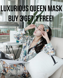 [3 BOX FREE 1!] CHEAPEST AUTHENTIC Luxurious Queen Mask AKA SQ Mask LQ Mask! FREE DELIVERY!