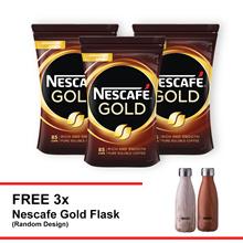 NESCAFE GOLD Refill 170g  Buy 3 Free 1 Nescafe Gold Flask