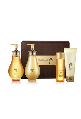 The History of Whoo Gongjinhyang Seol Radiant White 3pc Special Set