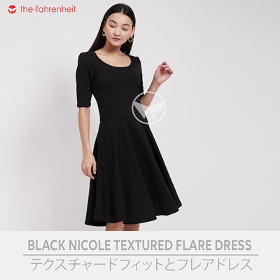 Nicole - Black