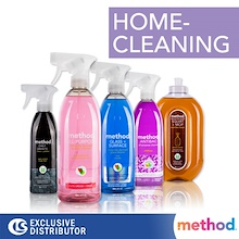 Exclusive Singapore Distributor / Method All Purpose Cleaners / Specialty Cleaners / Made in USA