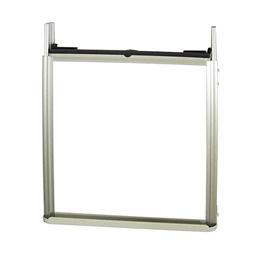 코로나 창문형 에어컨 연장틀 WT-8 창문간단설치 창문용에어컨 140~190cm 대응