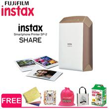 FujiFilm Instax Share SP-2 Printer SP2 Wifi Instant Printer + Free 20 Pcs Film (Original FujiFilm Ma