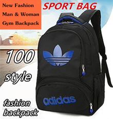 [WELL WONDER] Sports Backpack▶Woman Bags School Backpack Gym Sack◀Travel Bag/Bicycle Bag