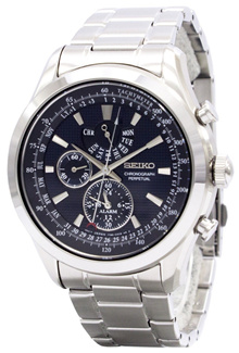 [CreationWatches] Seiko Chronograph Perpetual SPC125P1 SPC125P SPC125 Mens Watch