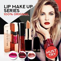 Lipstick Carnaval CITY COLOR - Makeup Revolution - MUA