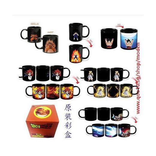 Qoo10 Japanese Animation Seven Dragon Ball Diy Color Cup Original Box Coffee Kitchen Dining