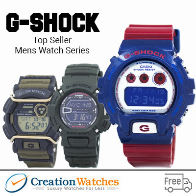 fc0672a63 [CreationWatches] CASIO GENUINE | CASIO G-SHOCK SERIES MENS WATCHES | Top  Sellers