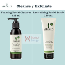 BUNDLE DEAL! 2 FOR $18.90! Foaming Facial Cleanser 125ml
