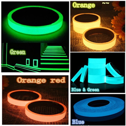 Luminous Tape Self-adhesive Glow In Dark Safety Film Sticker Stage Decor home Decor
