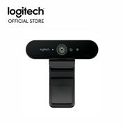 Logitech BRIO 4K Ultra HD Webcam (960-001105)