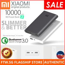 [BEST DEAL!!] Xiaomi 100% Authentic Gen 2 Power Bank 🌟Quick Charge 3.0 Dual USB Port