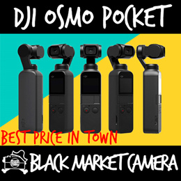 [BMC] [Gimbal] DJI Osmo Pocket Gimbal | 3-Axis Stabilized Handheld Camera | Great for Travel Videos