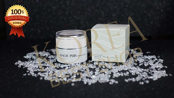Magic Plus White Cream Premium 35g Deals for only Rp160.000 instead of Rp160.000