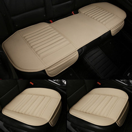 Car mat /    bamboo charcoal car seat single piece without backrest four seasons universal car mat