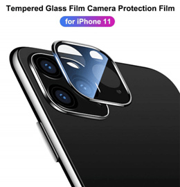 iPhone 11 Pro Max Metal Tempered Glass Screen Camera Lens  25898