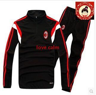 super popular bee3c 9c98f Real Madrid AC Milan Argentina and Germany the new T90 football training  wear long-sleeved clothes s