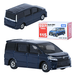 TAKARA TOMY TOMICA 115 Toyota VOXY Mini Car Miniature Car
