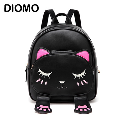 online DIOMO Cute Backpacks for Girls Female Bag Small Backpacks for  Teenagers Women Backpack Childr