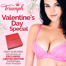 ♥ Valentines Special ♥ Maximizer / Lacy Push Up / Wired Non-Push Up / Front Click / Deep Front