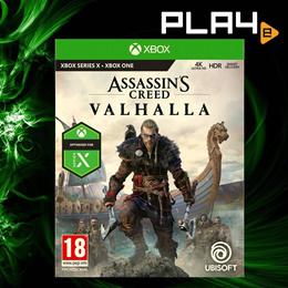 XBox One/ XBox X Assassins Creed Valhalla