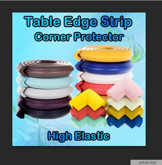 Baby Bumper Strip/Safety Corner Protector/Kids/Children /Child/desk/bed/table Deals for only S$9.9 instead of S$0