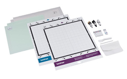 BROTHER SCANNCUT LOW TACK ADHESIVE MAT 12X12 INCHES