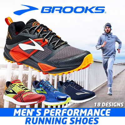 b13df4553da Qoo10 - Brooks Men Performance Running Shoes   Sportswear