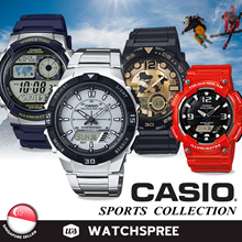 *CASIO GENUINE* TOUGH AND DURABLE AQS800W SERIES! AQS810W AQS810WC Free Shipping and Warranty!