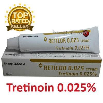 Qoo10 - Tretinoin 0.025% Cream Skincare For Acne / Wrinkle