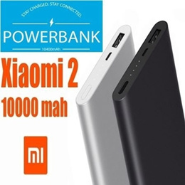 ✪[Xiaomi Powerbank!]✪ FREE 3 Years Warranty!! Gen2 10000mAH || 100% Authentic || Two-Way Fast Charge