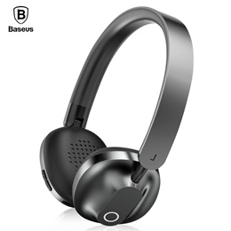 Baseus D01 Bluetooth Wireless Gaming Headset With Mic Stereo Auriculares