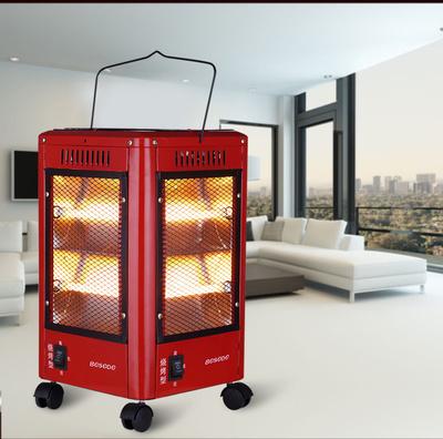 Small Solar Heaters