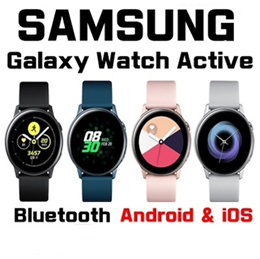 [SAMSUNG] Galaxy Watch Active Bluetooth 40mm / Smart Watch GPS Sports Band / Android / iOS