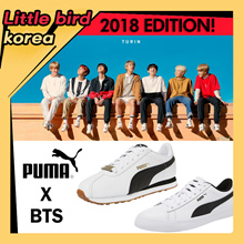 [ PUMA]▶▶NEW ARRIVAL/FREE GIFT/ PUMA X BTS 防弹少年团 TURIN/COURT STAR/100% AUTHENTIC/Sneakers/ Photocard