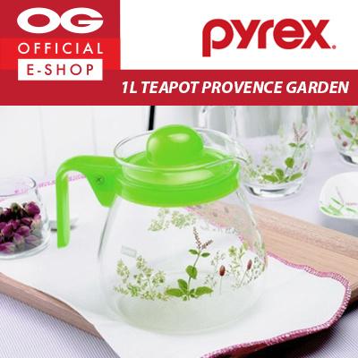 Pyrex 1l Teapot Provence Garden