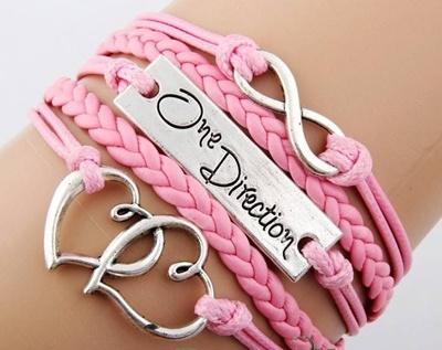 ONE DIRECTION JUSTIN BIEBER 1D MERCHANDISE!! 2015 EZ Link Sticker Idol boy band airplane arm candy bracelet friendship wristbands/wristlets/necklaces. Belieber 5sos 5 seconds of summer