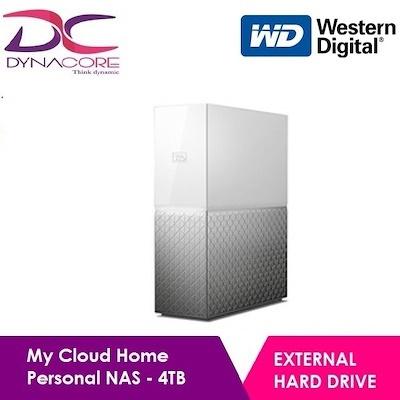 Western DigitalWD My Cloud 4TB Home Personal Cloud Storage|Local Stock  Local Warranty|