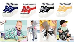 SALE Nissen Baby Boy and Girl Socks (3 for $6!)